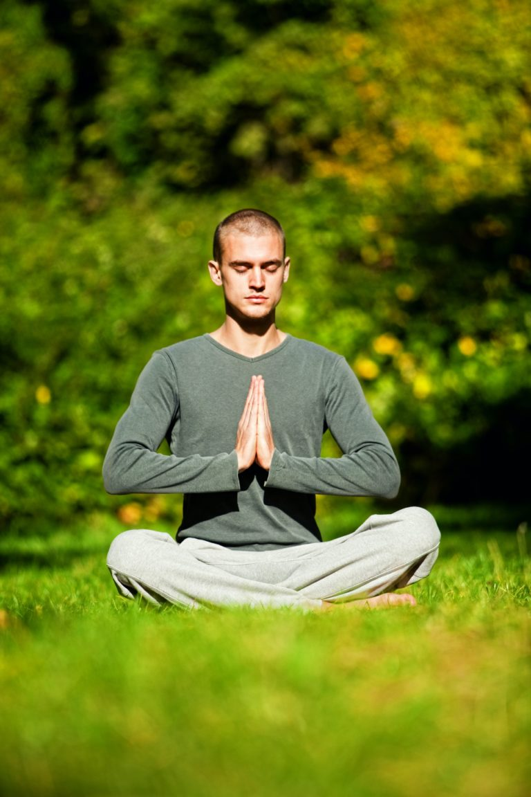 exercice de méditation de scan corporel